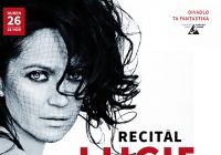 Lucie Bílá - Recitál s klavírem P. Maláska
