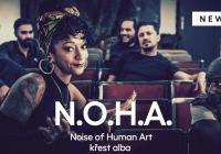 N.O.H.A. (křest alba) - přeloženo na září 2020