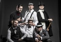 Timudej + Circus Problem v Praze - přeloženo na 2021