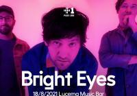 Bright Eyes v Praze - přeloženo na 2021