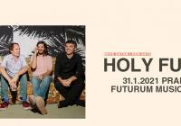 Holy Fuck v Praze - přeloženo na 2021
