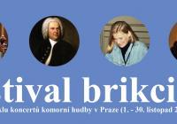 Festival Brikcius 2020 - záznamu z koncertu Praha - Brno: 6 soudobých skladeb pro violoncello sólo