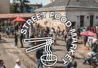 Street food market v Žižkárně