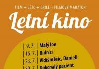 Letní kino na Cyklosféře - Břeclav