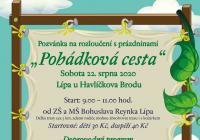 Pohádková cesta 2020 - Havlíčkův Brod