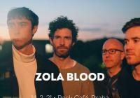 Zola Blood v Praze - Přeloženo