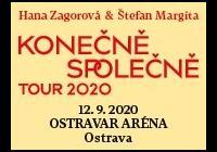 Hana Zagorová & Štefan Margita 2020 - Ostrava