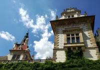 Průhonický zámek, Průhonice