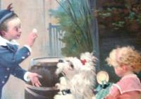 Život aristokratických dětí