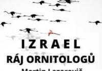 Izrael, ráj ornitologů