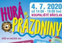 Hurá prázdniny - Koupaliště Břeclav