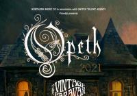 Opeth v Praze