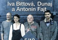 Iva Bittová, Dunaj a Antonín Fajt