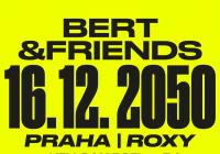 Bert and Friends v  Praze