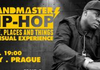 Grandmaster Flash v Praze