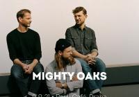 Migty Oaks v Praze