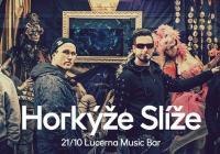 Horkýže Slíže v Praze