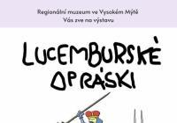 Lucemburské opráski