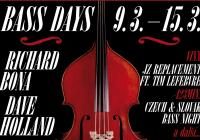 BASS DAYS v Jazz Docku