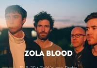 Zola Blood v Praze