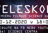 Teleskop - filmová science show