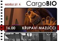 CargoBIO - kino na lodi: Krajina ve stínu / Křupaví mazlíčci