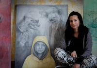 Výstava obrazů Kateřiny Valko