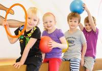 Zábavné Velikonoce v Monkey's Gym