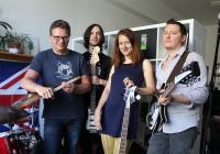 Rockooni nevymřeli - koncert v Carpe na Floře!