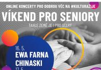 LIVE stream - Chinaski a Ewa Farna