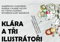 Klára a tři ilustrátoři