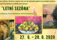 Letní sezóna - výstava