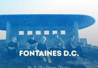 Fontaines D.C. v Praze
