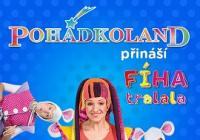 Pohádkoland mini – Live koncert Fíha Tralala
