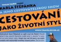 Karel Štěpánek: Cestování jako životní styl