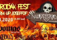Nároďák Fest - Warm Up Josefoff