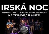 Irská noc – Isara a Sona u Němého Medvěda