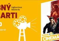 Letní kino Yellow Cinema - Hanebný pancharti