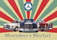 Mercedesy v Břeclavi