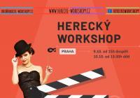 Workshop: herecké principy I. pro děti i dospělé