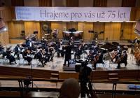 LIVE stream - Novoroční koncert Moravské filharmonie Olomouc