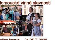Olomoucké vinné slavnosti - Dolní náměstí