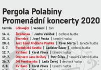 Promenádní koncerty 2020 - Pardubice