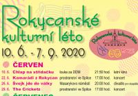 Rokycanské kulturní léto 2020