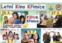Letní kino 2020 - Plzeň Křimice