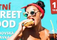 Náplavka Letní Street Food - Praha