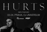 Hurts v Praze