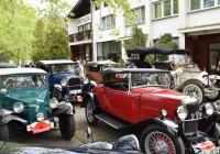 Mezinárodní veterán rallye Křivonoska
