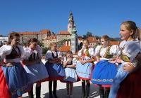Svatováclavské slavnosti - Český Krumlov