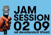 Jam session na Terase